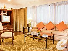 バンコク スクンビットのホテル : ロイヤル プレジデント(Royal President)のお部屋「デラックス スイート」