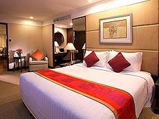バンコク スクンビットのホテル : ロイヤル プレジデント(Royal President)のお部屋「デラックスファミリースイート(2ベッドルーム」
