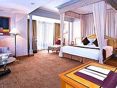 バンコク スクンビットのホテル : ロイヤル プレジデント(Royal President)のお部屋「2ベッドルーム ペントハウス」