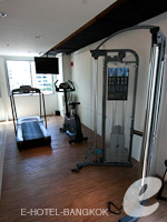 Fitness Gym : S15 Sukhumvit Hotel, Serviced Apartment, Phuket