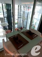 [Mazzanine Cafe] : S15 Sukhumvit Hotel, Serviced Apartment, Phuket