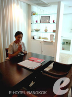 Spa Reception : S15 Sukhumvit Hotel, Serviced Apartment, Phuket
