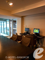 Business Center : S15 Sukhumvit Hotel, Serviced Apartment, Phuket
