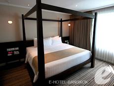 バンコク スクンビットのホテル : S15 スクンビット ホテル(S15 Sukhumvit Hotel)のお部屋「ビジネススイート(シングル)」
