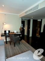 バンコク スクンビットのホテル : S15 スクンビット ホテル(S15 Sukhumvit Hotel)のビジネス スイート(ダブル)ルームの設備 Facilities