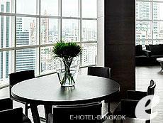 バンコク スクンビットのホテル : S31 スクンビット ホテル(S31 Sukhumvit Hotel)のお部屋「ファミリーレディデンシャルスイート」