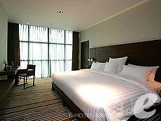 バンコク スクンビットのホテル : S31 スクンビット ホテル(S31 Sukhumvit Hotel)のお部屋「デラックス ( ダブル / ツイン )」