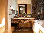 Bath Room : Junior Suite at S31 Sukhumvit Hotel, Sukhumvit, Bangkok