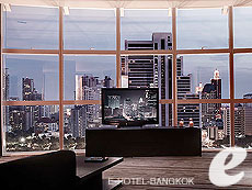 Panorama View Suite ( Single ) : S31 Sukhumvit Hotel, Sukhumvit, Bangkok