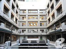 バンコク ジョイナーフィー無料(JF無料)のホテル : S33 コンパクト スクンビット ホテルのメインイメージ - S33 Compact Sukhumvit Hotel
