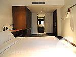 バンコク スクンビットのホテル : S33 コンパクト スクンビット ホテル(S33 Compact Sukhumvit Hotel)のXSルームの設備 Room View