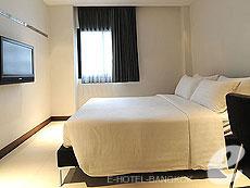 バンコク スクンビットのホテル : S33 コンパクト スクンビット ホテル(S33 Compact Sukhumvit Hotel)のお部屋「XS」