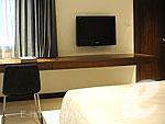 バンコク スクンビットのホテル : S33 コンパクト スクンビット ホテル(S33 Compact Sukhumvit Hotel)のSルームの設備 Room View