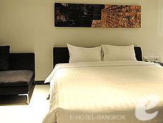 バンコク スクンビットのホテル : S33 コンパクト スクンビット ホテル(S33 Compact Sukhumvit Hotel)のお部屋「S」