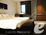バンコク スクンビットのホテル : S33 コンパクト スクンビット ホテル(S33 Compact Sukhumvit Hotel)のMルームの設備 Room View