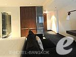 バンコク スクンビットのホテル : S33 コンパクト スクンビット ホテル(S33 Compact Sukhumvit Hotel)のLルームの設備 Room View