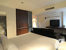 バンコク スクンビットのホテル : S33 コンパクト スクンビット ホテル(S33 Compact Sukhumvit Hotel)のお部屋「L」