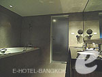 バンコク スクンビットのホテル : S33 コンパクト スクンビット ホテル(S33 Compact Sukhumvit Hotel)のXLルームの設備 Bath Room