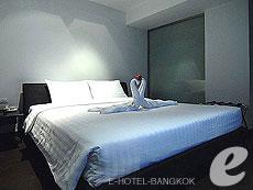 バンコク スクンビットのホテル : S33 コンパクト スクンビット ホテル(S33 Compact Sukhumvit Hotel)のお部屋「XL」