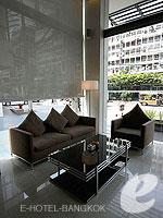 バンコク MRTスクンビット駅のホテル : サチャズ ホテル ウノ 「Lobby」