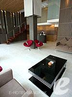 バンコク スクンビットのホテル : サチャズ ホテル ウノ 「Lobby」