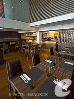 バンコク スクンビットのホテル : サチャズ ホテル ウノ 「Restaurant」