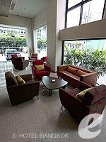 バンコク スクンビットのホテル : サチャズ ホテル ウノ 「Lounge」
