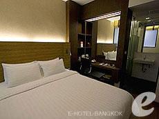 バンコク スクンビットのホテル : サチャズ ホテル ウノ(Sacha's Hotel Uno)のお部屋「スタンダード」