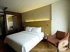 バンコク スクンビットのホテル : サチャズ ホテル ウノ(Sacha's Hotel Uno)のお部屋「スーペリア ダブル」