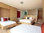 プーケット その他・離島のホテル : サンギータ(Saengootsa)の6ベッドルームルームの設備 Bedroom
