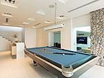 プーケット その他・離島のホテル : サンギータ(Saengootsa)の6ベッドルームルームの設備 Game Room