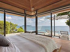 プーケット その他・離島のホテル : サンギータ(1)のお部屋「6ベッドルーム」