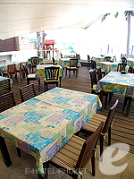 Restaurant : Safari Beach Hotel, USD 50-100, Phuket