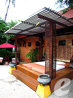 Massage Sala : Safari Beach Hotel, Beach Front, Phuket