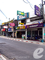 Beach Street : Safari Beach Hotel, USD 50-100, Phuket