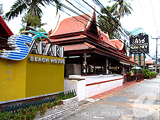 Safari Beach Hotel, USD 50-100, Phuket