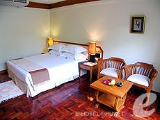 プーケット オーシャンビューのホテル : サファリ ビーチ ホテル(1)のお部屋「コンテンポラリー タイ デラックス」