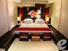 プーケット オーシャンビューのホテル : サファリ ビーチ ホテル(1)のお部屋「ビーチウィングデラックス」