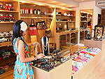 Gift Shop : Sai Kaew Beach Resort, Beach Front, Phuket