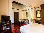 プーケット バンタオビーチのホテル : サイ ターン 19(Sai Taan 19)の4ベッドルームルームの設備 Fourth Bedroom