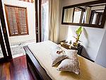 プーケット バンタオビーチのホテル : サイ ターン 19(Sai Taan 19)の4ベッドルームルームの設備 Bathroom