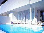 プーケット スパ併設のホテル : サラ プーケット リゾート & スパ(Sala Phuket Resort & Spa)のガーデン プール ヴィラルームの設備 Private Pool View
