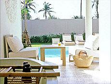 プーケット スパ併設のホテル : サラ プーケット リゾート & スパ(1)のお部屋「ガーデン プール ヴィラ」