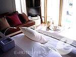 プーケット 会議室ありのホテル : サラ プーケット リゾート & スパ(Sala Phuket Resort & Spa)の1ベッドルーム プール ヴィラ スイートルームの設備 Room View