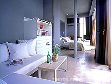 プーケット スパ併設のホテル : サラ プーケット リゾート & スパ(1)のお部屋「1ベッドルーム プール ヴィラ スイート」