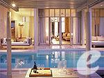 プーケット スパ併設のホテル : サラ プーケット リゾート & スパ(Sala Phuket Resort & Spa)の1ベッドルーム デプレックス プール ヴィラ スイートルームの設備 Private Pool