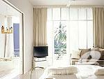 プーケット スパ併設のホテル : サラ プーケット リゾート & スパ(Sala Phuket Resort & Spa)の1ベッドルーム デプレックス プール ヴィラ スイートルームの設備 Room View