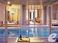 プーケット スパ併設のホテル : サラ プーケット リゾート & スパ(1)のお部屋「1ベッドルーム デプレックス プール ヴィラ スイート」