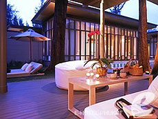 プーケット スパ併設のホテル : サラ プーケット リゾート & スパ(1)のお部屋「2ベッドルーム プレジデンタル プール ヴィラ スイート」