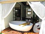 サムイ島 チョンモーンビーチのホテル : サラ サムイ チョンモンビーチ リゾート(SALA Samui Choengmon Beach Resort)のサラ プール ヴィラルームの設備 Bath Room